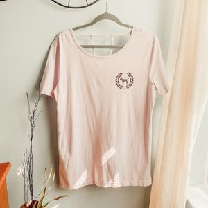 Victoria Secret Pink T-Shirt sZ M